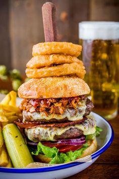 Best Burger In London | British Vogue