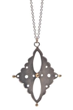 CASIMIR | Emily Amey Jewelry This would look great layered with a Sterling Spirit pendant!