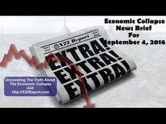 Current Economic Collapse News Brief  - Episode 1066