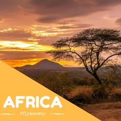 Cheap flight deals to Africa with African Travel Experts.#southafrica #kenya #africa #travel #people
