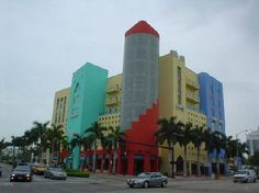 Art deco buildings, now part of America's heritage, flourished in Miami during the Such buildings have symmetrical design & brightly colored. 1920s Architecture, Street Art Quotes, Miami Beach Hotels, Stone Art Painting, Miami Art Deco, Big Wall Art, Art Drawings Beautiful, Art Deco Buildings, Art Deco Posters