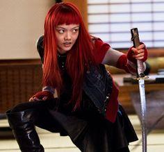 Yukio - Rila Fukushimam - The Wolverine 2013