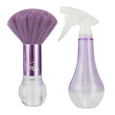 The Wet Brush Style Mates Neck Duster and Water Spray in Purple | RRP $24.95