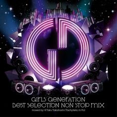 Preview Girls' Generation upcoming remix album 'BEST SELECTION NON STOP MIX'