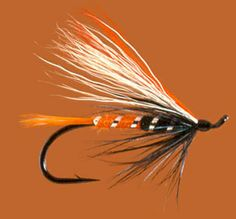 Mack's Canyon Fly - Good summer Steelhead fly on the Deschutes and other PNW rivers.
