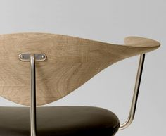 Hans J. Wegner for PP Mobler : Swivel Chair : flodeau.com : 11