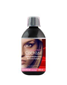 Collagen Cocktail 1db Cocktails, Drinks, Perfume Bottles, Water Bottle, Craft Cocktails, Drinking, Beverages, Cocktail, Drink