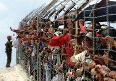 refugees. EURO LATIN NEWS . COM