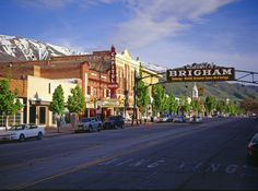 Brigham City, UT