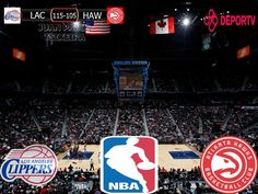 NBA 2016/17: Los Angeles Clippers 115-105 Atlanta Hawks
