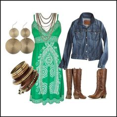 Country look ;)