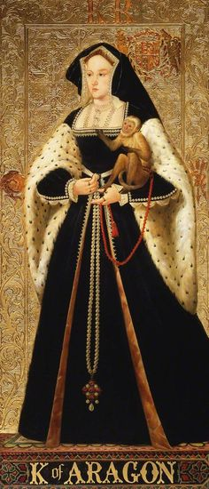 Katherine of Aragon Marys mother Henry VIII first wife. Mary was sent away from court and not permitted to see her mum. Caused her great stress.