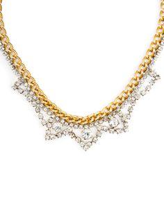 The Miranda II Necklace by JewelMint.com, $144.00