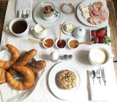 Desayuno Viena// Desayunos por el Mundo// Fotografía: @merasusana