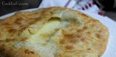Χατσαπούρι, ένα ακαταμάχητο κασερόψωμο Greek Recipes, Pie, Desserts, Food, Torte, Tailgate Desserts, Cake, Deserts, Fruit Cakes