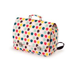 Bags with Polka Dots Elefant Design, Baby Kind, Kids Backpacks, School Bags, Bunt, Really Cool Stuff, Fashion Backpack, Sunglasses Case, Coin Purse