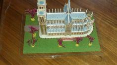 Rompecabezas 3D Notre Dame