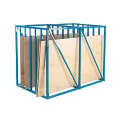 FREE delivery on Vertical Sheet Rack with 6 compartments max x sheets, UK Helpline Available, Trusted Suppliers of Industrial Products since 1975 Sheet Storage, Lumber Storage Rack, Small Parts Storage, Storage Trolley, Steel Racks, Metal Working Tools, Showroom Design, Workshop Storage, Vertical Storage