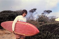 Gerry Lopez - that board is HOT (and so is he)