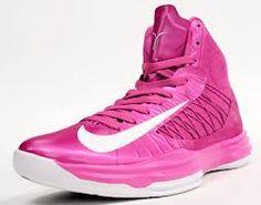 Nike Hyperdunks  pink