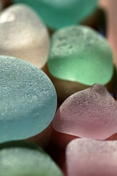 beach glass ... always!