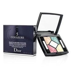5 Couleurs Couture Colours & Effects Eyeshadow Palette - No. 676 Candy Choc - 6g-0.21oz
