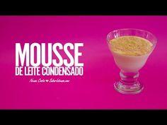 Receita de Mousse de Leite Condensado - YouTube