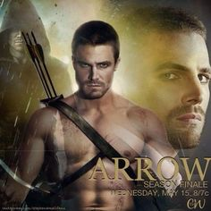 Arrow Season Finale Photo by stephenamellfans