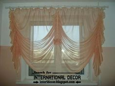 kitchen curtains designs ideas 2016, French curtains for kitchens, orange curtains
