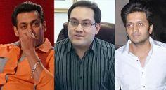 Rajjat Barjatya, Salman Khan, Riteish Deshmukh, rajjat barjatya rajshri,  Rajshri Media, Rajshri Production, Sooraj Barjatya, Vivek Oberoi
