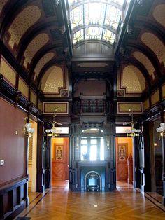 McDonald Mansion, Santa Rosa, Rynerson OBrien Architecture, Bradbury & Bradbury Wallpapers #bradburywallpaper