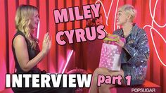 When you meet Miley Cyrus for the first time, there are a few things running through your mind: She's beautiful.