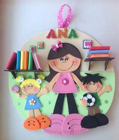 Kids Crafts, Foam Crafts, Craft Stick Crafts, Preschool Crafts, Diy And Crafts, Arts And Crafts, Paper Crafts, Class Decoration, School Decorations
