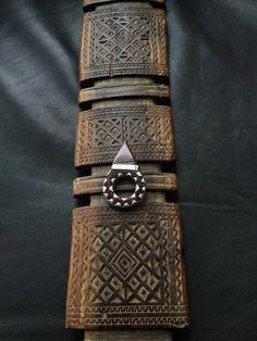 TUAREG TANFOUKTALHAKIMTTuareg amuletTuareg talismanethnic