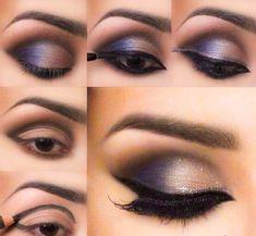 Resultado de imagen de maquillaje paso a paso