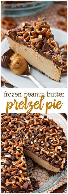 Frozen Peanut Butter