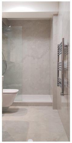 Large Tile Bathroom, Master Bathroom Shower, Bathroom Layout, Modern Bathroom Design, Bathroom Interior Design, Bathroom Porcelain Tile, Large Tile Shower, Bathroom Shower Remodel, Bathroom Tile Showers