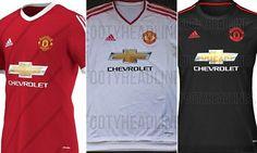 Is this Man Utd's kit for next season?