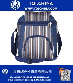 16 Can Picnic Lunch Bag Cooler Bag, TY-CG045