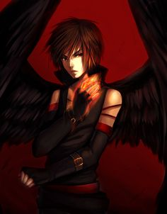Apollo O'Donnell from L&D.  Black Angel by ramy on deviantART