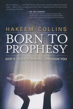 "Born to Prophesy: God's Voice Speaking Through You.  Order today ""Born to prophesy"" Available at Christianbook.com, amazon.com, barnesandnobles.com and where Christian books are sold. Also available on e-book, digital, kindle and nook format."