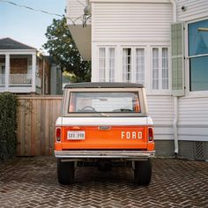 Those that know, know.  #classicfordbronco @chrisozer knows how to document #adventuremobile