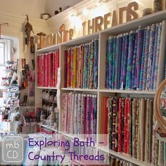 made by ChrissieD: Exploring Bath, England - Country Threads