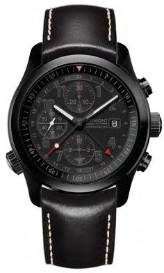 Bremont ALT1-B2 GMT Chronograph #bremont #watch