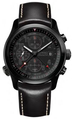 Bremont ALT1-B2 GMT Chronograph #bremont #watch