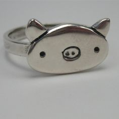 80 Best Piggy Jewelry Ring Amp Ring Holder Images Rings