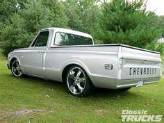 1969 Chevy C10 Pickup Truck - Classic Cruisers