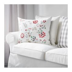 HEDBLOMSTER Cushion, multicolor 20x24