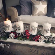 Doczekałam się ✨✨ #adwent #pierwszaniedzielaadwentu #dekoracje #decoration #christmasdecorations #myhome #interiors #shabbyyhomes #scandinavian #homedesign #inspiration #homedecor #interiordesign #instadecor