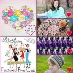 The Linky Ladies – Community Link Party #39 | The Purple Poncho